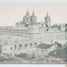 Postales: ANTIGUO CUADERNILLO DE 18 POSTALES DEL MONASTERIO DEL ESCORIAL - MADRID - ED. THOMAS - LE FALTAN LAS. Lote 13816513