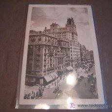 Postales: AVENIDA DE PI Y MARGALL. Lote 5552168