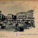 Postales: MADRID. PUERTA DEL SOL. (COLECCIÓN ROMO Y FÜSSEL. Nº 26). . Lote 6023619