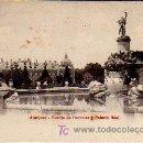 Postales: ARANJUEZ. FUENTE DE HÉRCULES Y PALACIO REAL. (P.Z. 10198). Lote 6023970
