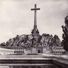 Postales: ABADIA DE SANTA CRUZ DEL VALLE DE LOS CAIDOS.1958. Lote 16614140