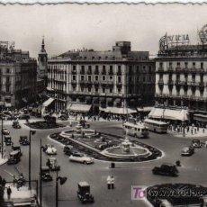 Postales: 30 MADRID - PUERTA DEL SOL. Lote 26517745