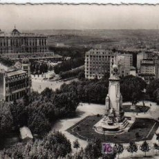 Postales: 74 MADRID - PLAZA DE ESPAÑA. Lote 26537235