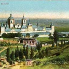 Postales: MADRID, MONASTERIO DEL ESCORIAL, P17001. Lote 25505361