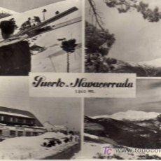 Postales: POSTAL DE NAVACERRADA. Lote 6261058