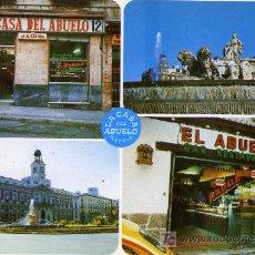 Postales: CASA DEL ABUELO. Lote 6416578
