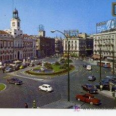 Postales: MADRID. PUERTA DEL SOL. Lote 6521595