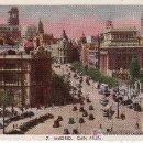 Postales: MADRID. CALLE ALCALA.ESCRITA,NO CIRCULADA.. Lote 24895027