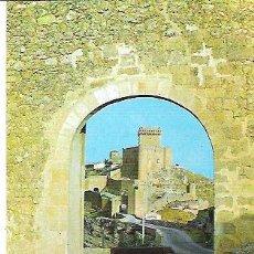 Postales: CASTILLO DE ALARCON - PARADOR NACIONAL DE MARQUES DE VILLENA *** FITER *** 1967*** SIN CIRCULAR. Lote 6912692