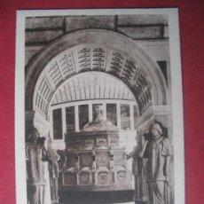 Postales: MONASTERIO DE EL ESCORIAL - PANTEON DE LOS INFANTES - LOS HERALDOS. Lote 7028684