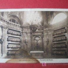 Postales: SAN LORENZO DE EL ESCORIAL - PANTEON DE LOS REYES. Lote 7041223