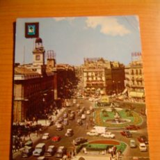 Postales: `POSTAL MADRID PUERTA DEL SOL. Lote 7044748