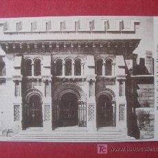 Postales: MADRID - CATEDRAL DE LA ALMUDENA. Lote 7057984