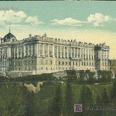 Postales: MADRID. PALACIO REAL.. Lote 7127204