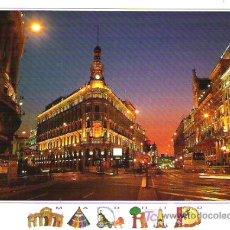Postales: MADRID -PUERTA DEL SOL +++MUNDIGRAFIS ** CIRCULADA. Lote 7247708