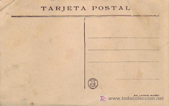 Postales: MADRID: PUERTA DEL SOL. FOT. LACOSTE. SIN CIRCULAR. TEMATICA: TRANVIAS - Foto 2 - 7238262