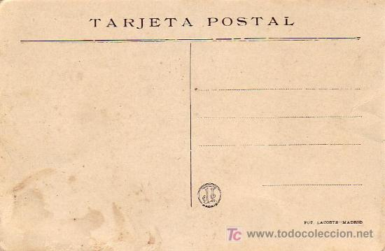 Postales: MADRID: LA EQUITATIVA. FTO. LACOSTE. SIN CIRCULAR. TEMATICA: TRANVIAS. - Foto 2 - 7238292