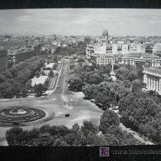 Postales: MADRID, NEPTUNO Y PASEO DEL PRADO. DOMINGUEZ. SIN CIRCULAR. Lote 7477603