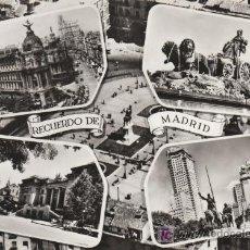 Postales: POSTAL DE MADRID Nº63, VISTAS VARIAS. Lote 7498406