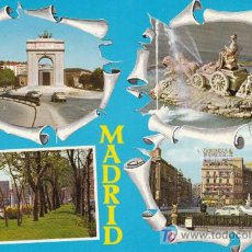 Postales: POSTAL DE MADRID Nº366, VISTAS VARIAS. Lote 7498432