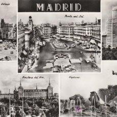 Postales: POSTAL DE MADRID Nº1, VISTAS VARIAS. Lote 7498680