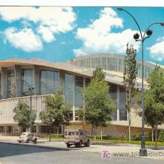 Postales: POSTAL DE MADRID Nº129, PALACIO DE LOS DEPORTES. Lote 7498688
