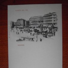 Postales: MADRID - PUERTA DEL SOL. Lote 7516055