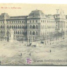Postales: MADRID .. MINISTERIO FOMENTO. Lote 20961103