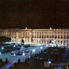 Postales: MADRID - PALACIO REAL- ANTIGUA - CIRCULADA . Lote 26518433