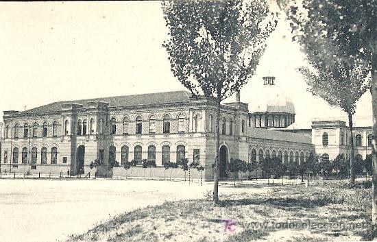 MADRID.MUSEO DE HISTORIA NATURAL (Postales - España - Comunidad de Madrid Antigua (hasta 1939))