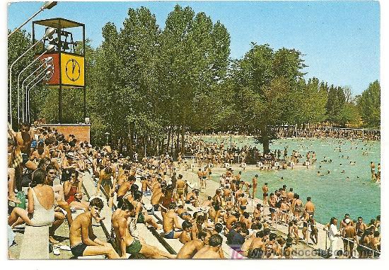Madrid Parque Sindical Piscina Vendido En Venta Directa 7924357