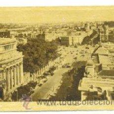 Postales: POSTAL MADRID .. VISTA PARCIAL. Lote 23654185
