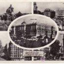 Postales: MADRID MULTIVISTAS. CIRCULADA 1956. HELIOTIPIA ARTISTICA ESPAÑOLA.MADRID.VER FOTO ADICIONAL.. Lote 23223661