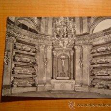 Postales - POSTAL EL ESCORIAL MONASTERIO PANTEON DE REYES CIRCULADA - 8688209