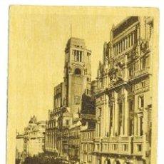 Postales: POSTAL MADRID .. CALLE DE ALCALÁ. Lote 27416562