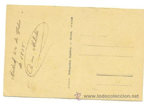 Postales: Postal MADRID .. Calle de Alcalá - Foto 2 - 27416562