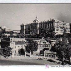 Postales: 53 MADRID - PALACIO REAL. Lote 26495151