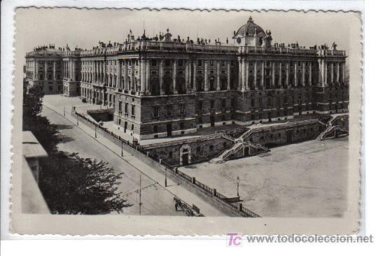 5 MADRID - PALACIO DE ORIENTE (Postales - España - Madrid Moderna (desde 1940))