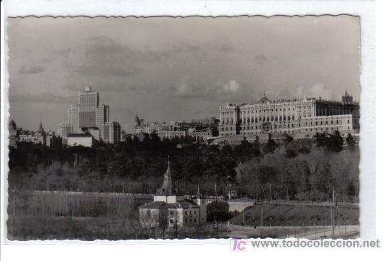 15 MADRID - VISTA PARCIAL (Postales - España - Madrid Moderna (desde 1940))