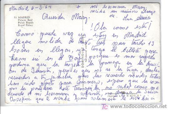 Postales: 53 Madrid - Palacio Real - Foto 2 - 26495151