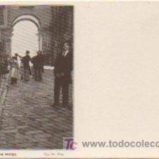 Postales: MADRID. UNA MURGA. (FOT. PR. PILAR.) (FRANZ BÖHAM KUNSTVERLAG). Lote 10303937