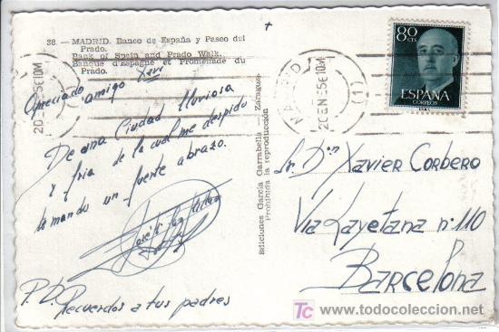 Postales: reverso - Foto 2 - 26637755