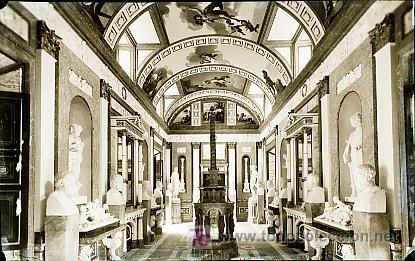 CLICHE ORIGINAL - ARANJUEZ, NEGATIVO EN CELULOIDE - EDICIONES ARRIBAS (Postales - España - Comunidad de Madrid Antigua (hasta 1939))