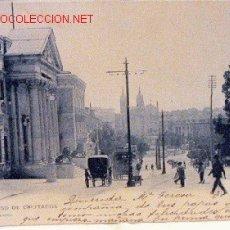 Postales: POSTAL MADRID CONGRESO DE DIPUTADOS. Lote 20721701