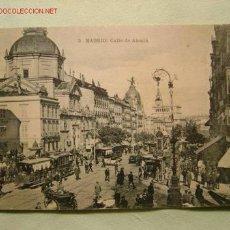 Postales: MADRID - 3. Lote 1009088