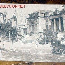 Postales: ANTIGUA POSTAL DE MADRID - MUSEO DE PINTURA - GRAFOS - SIN CIRCULAR. Lote 13152436