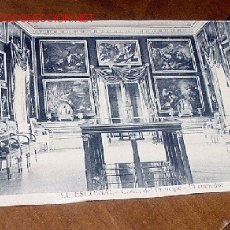 Postales: ANTIGUA POSTAL DE MADRID - EL ESCORIAL - CASITA DEL PRINCIPE - EL COMEDOR - MATEU S.A.- SIN CIRCUL. Lote 1855182