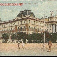 Postales: MADRID. MINISTERIO DE FOMENTO. Lote 10994449