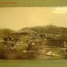 Postales: CERCEDILLA (MADRID) - 4 - VISTA GENERAL Y SIETE PICOS. Lote 2298972