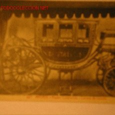 Postales: MADRID *REALES CABALLERIZAS- CARROZA DE CONCHA*. Lote 2370130